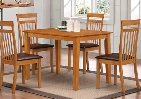 Shaker_Cappuccino_Dining_Set