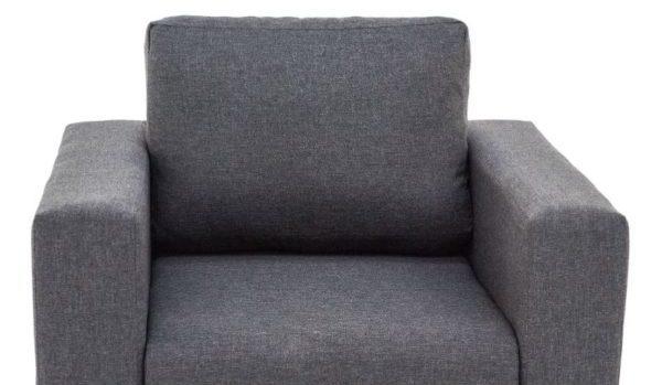 Victoria_1_Seater_Sofa-Charcoal_Grey_Fabric