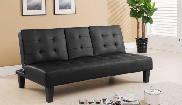 premier comfy-sofa-bed-BLACK